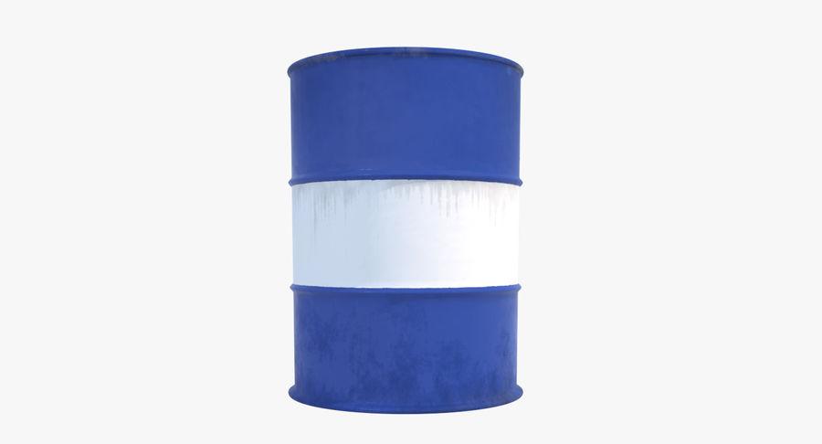 Barrel 3D Model royalty-free 3d model - Preview no. 8