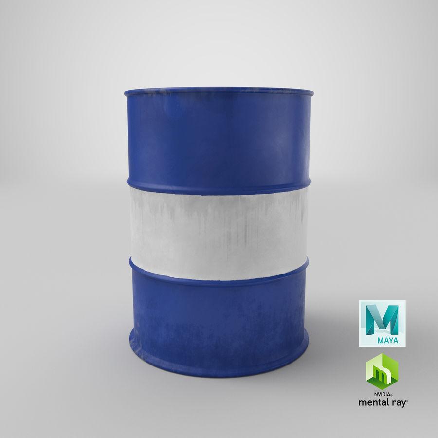Barrel 3D Model royalty-free 3d model - Preview no. 16
