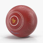 Lawn Bowl 3D Model 3d model