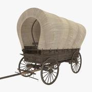 盖货车 3d model