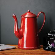 Grote vintage koffiepot 3d model
