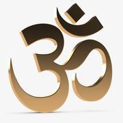 OM Symbol 3d model