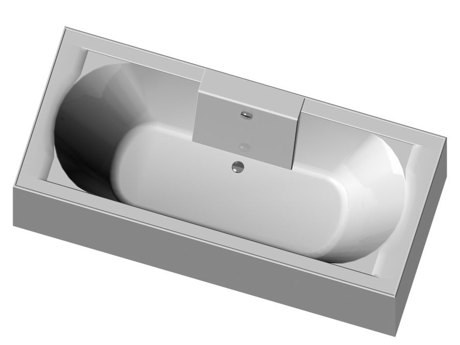 Bath 65 royalty-free 3d model - Preview no. 2