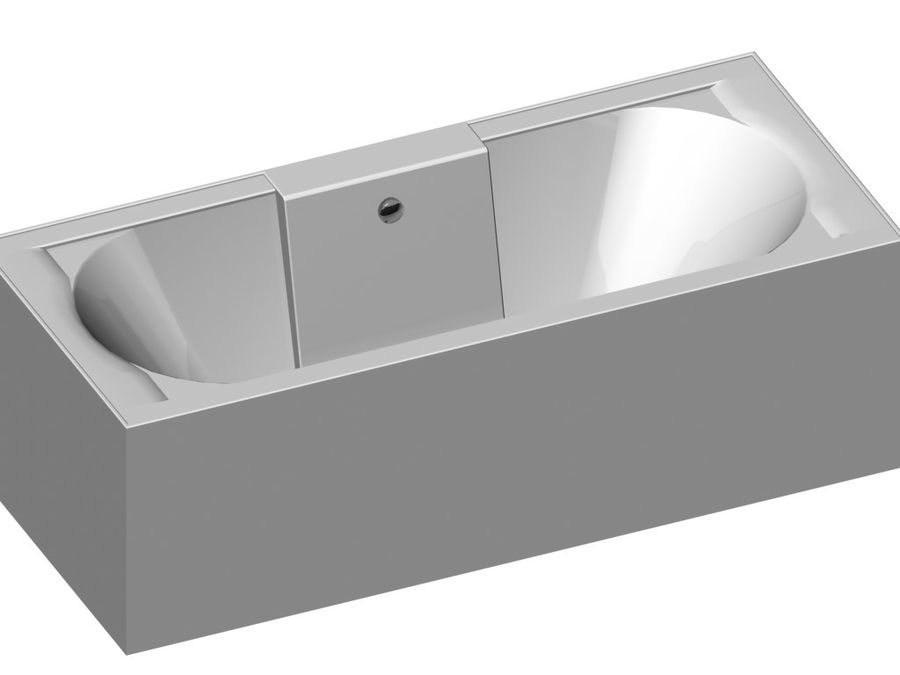 Bath 65 royalty-free 3d model - Preview no. 1