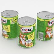 Kitekat Kedi Maması 400g 3d model
