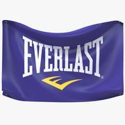Banner di eventi 3d model