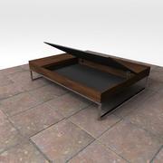 BoConcept - Chiva soffbord 3d model