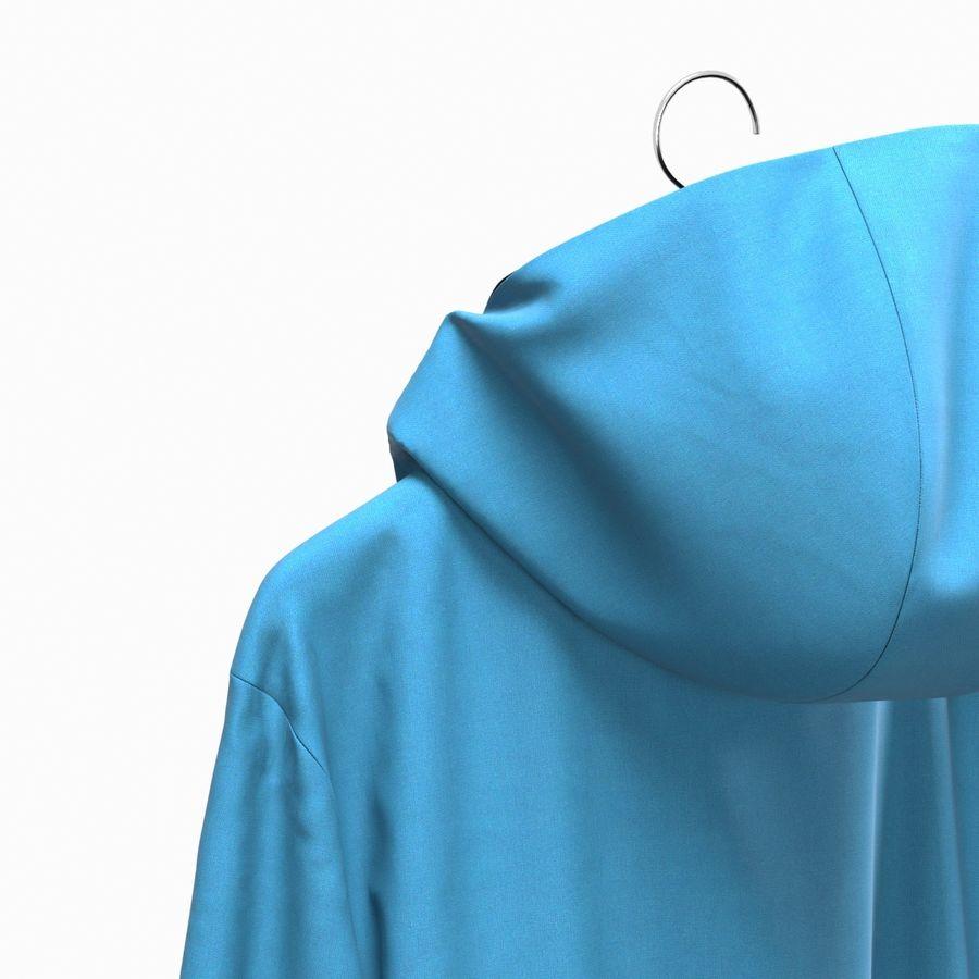 Куртка Спорт royalty-free 3d model - Preview no. 13