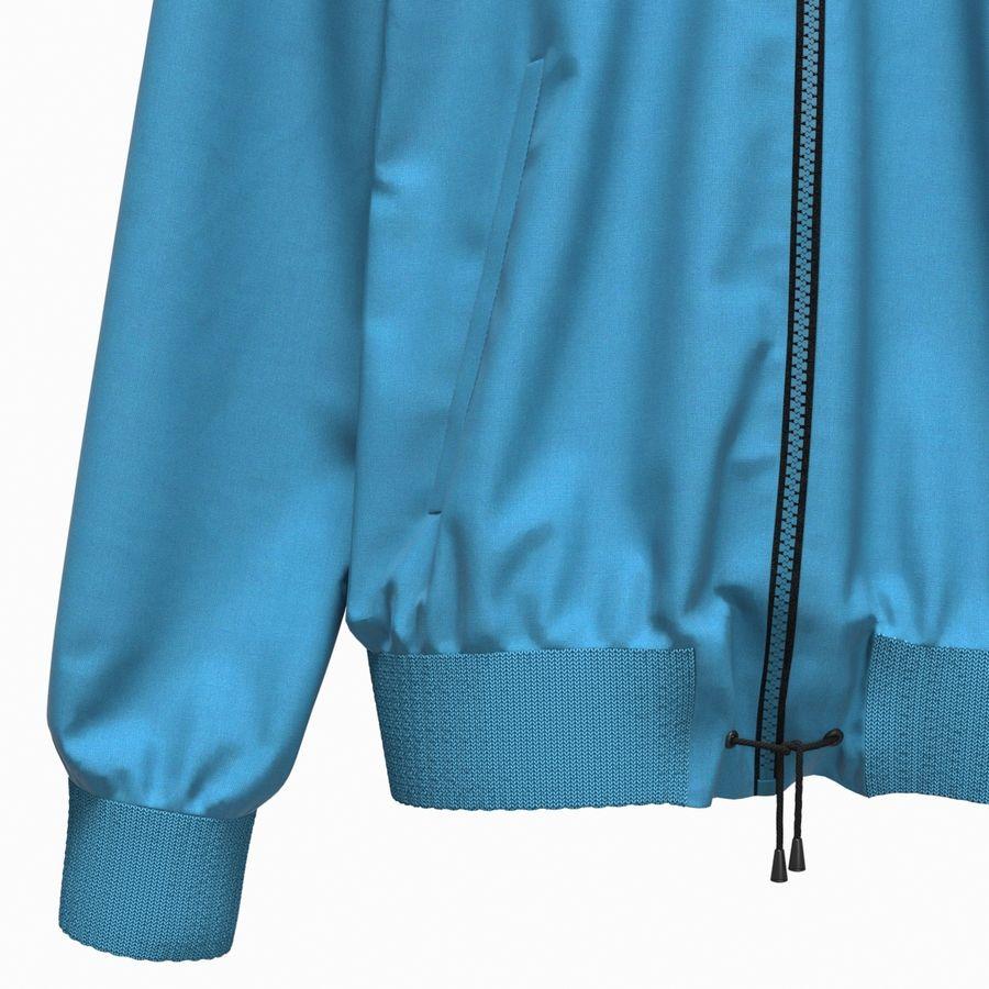 Куртка Спорт royalty-free 3d model - Preview no. 15