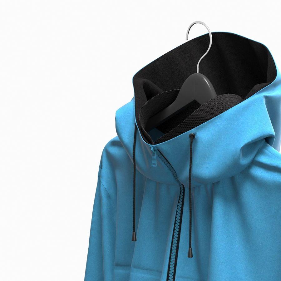 Куртка Спорт royalty-free 3d model - Preview no. 14