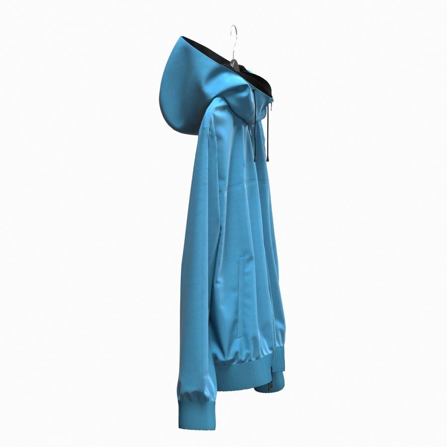 Куртка Спорт royalty-free 3d model - Preview no. 3