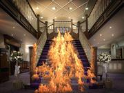 Fire Reveal 3d model