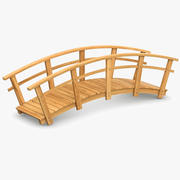 Ponte di legno v1 3d model