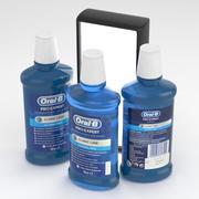 Линия для полоскания рта Oral-B Pro Expert Clinic 500мл 3d model