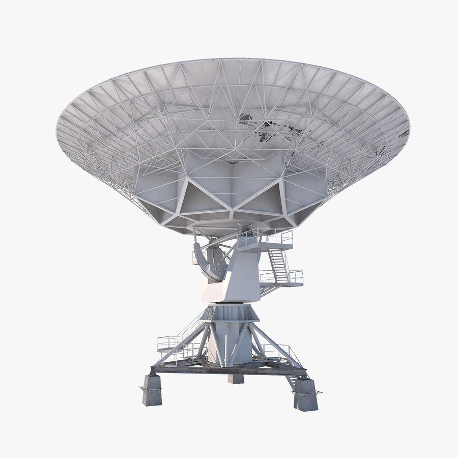 Antena parabólica royalty-free modelo 3d - Preview no. 11