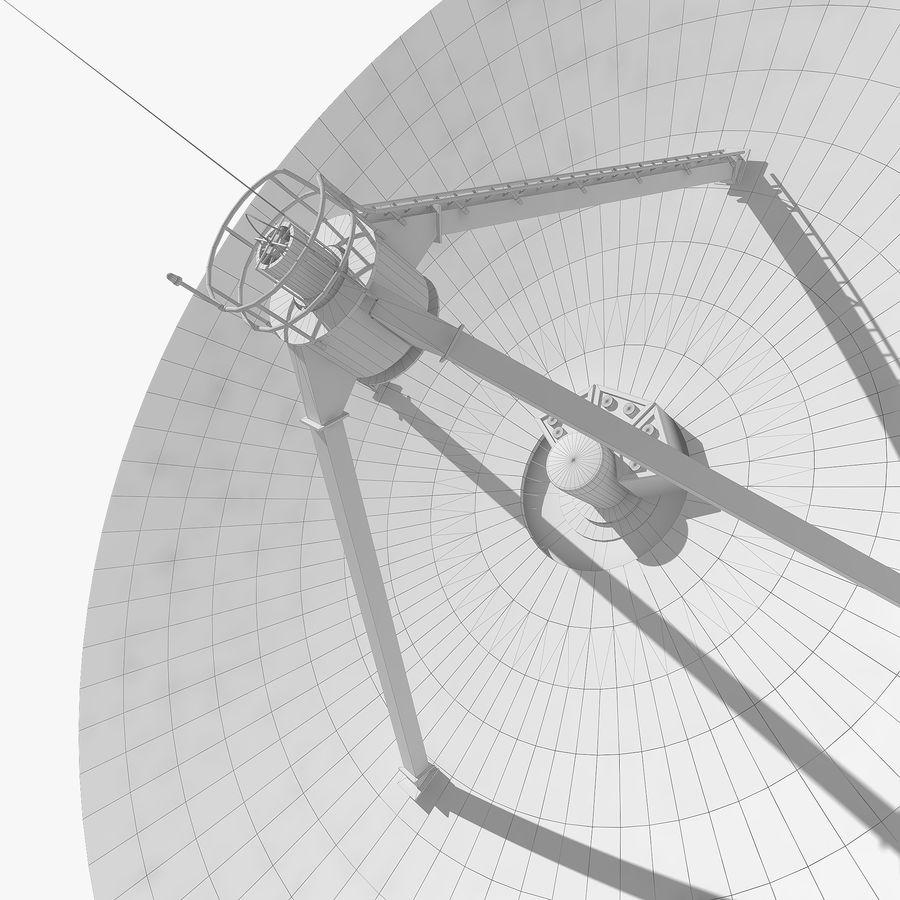 Antena parabólica royalty-free modelo 3d - Preview no. 18