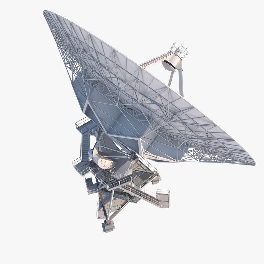 Antena parabólica royalty-free modelo 3d - Preview no. 6
