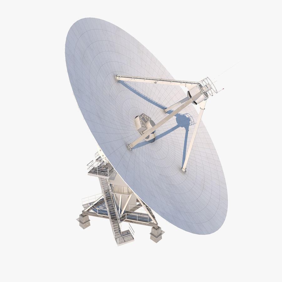Antena parabólica royalty-free modelo 3d - Preview no. 7