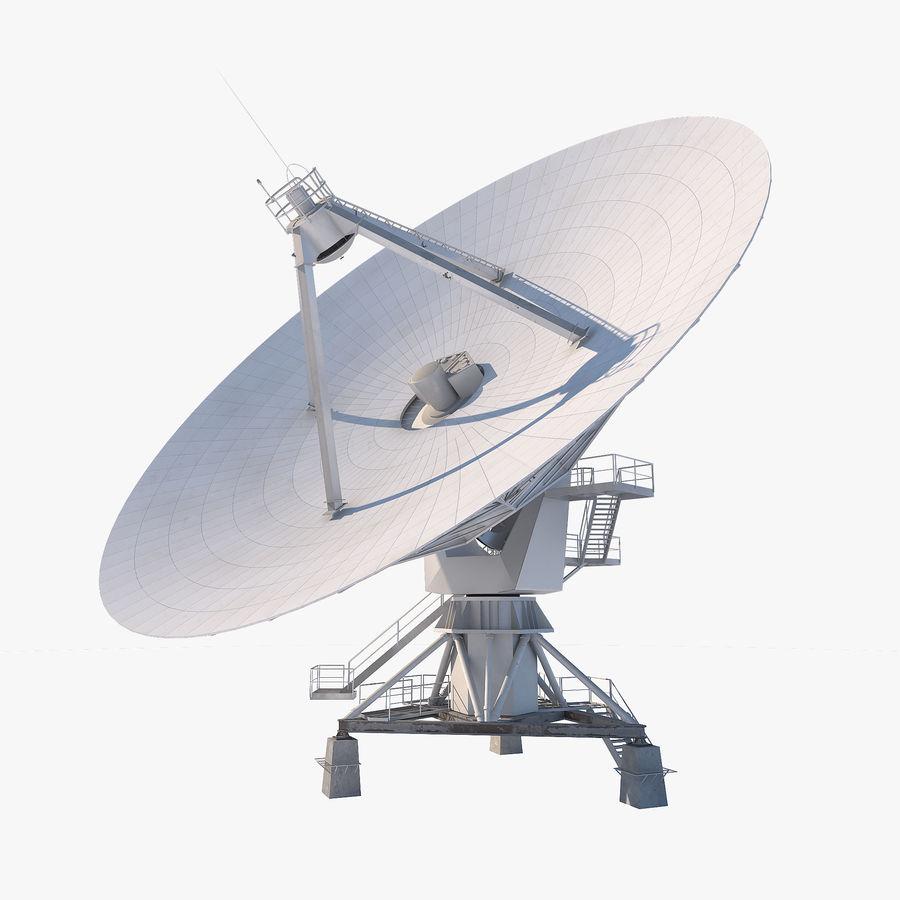 Antena parabólica royalty-free modelo 3d - Preview no. 2