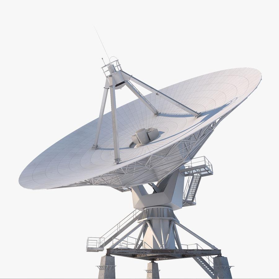 Antena parabólica royalty-free modelo 3d - Preview no. 5