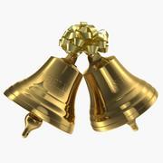 Xmas Bells Modelo 3D modelo 3d
