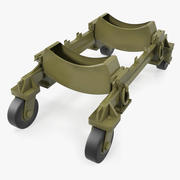 Aerial Bomb Carriage Modèle 3D 3d model