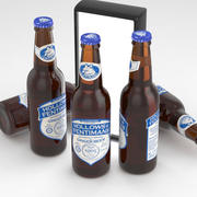 Cerveza Botella Huecos Fentimans Cerveza Jengibre 330ml modelo 3d
