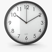 办公室时钟2 3d model