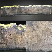 Rock scanned 3d model 3d model