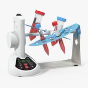 Lab Rotating Mixer 3D Model 3d model
