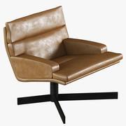Henge Eighty Armchairs 3D Model 3d model