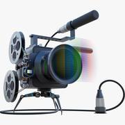 Aparat fotograficzny 3d model