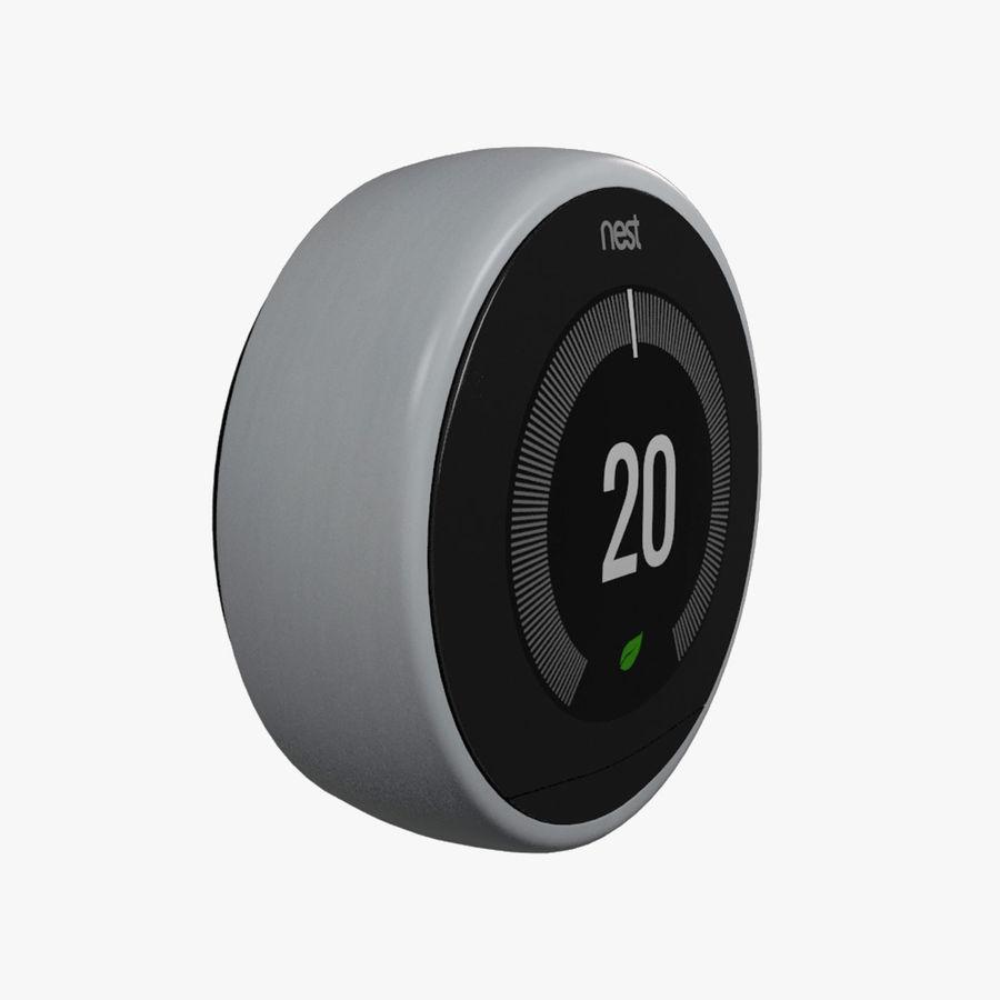 Gniazdo termostatu royalty-free 3d model - Preview no. 1