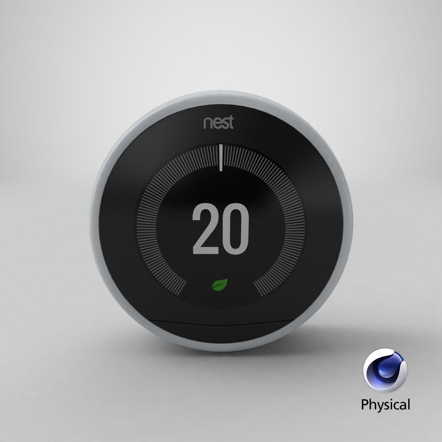 Gniazdo termostatu royalty-free 3d model - Preview no. 14