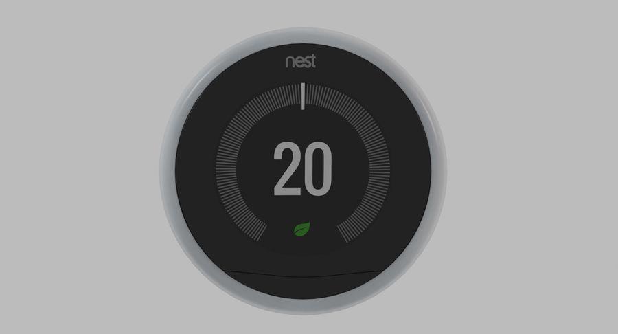 Gniazdo termostatu royalty-free 3d model - Preview no. 6