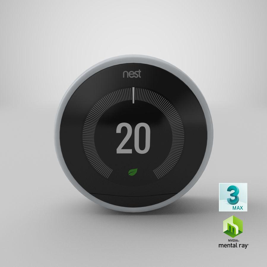 Gniazdo termostatu royalty-free 3d model - Preview no. 13