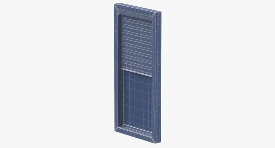 Çağdaş güneşlikler royalty-free 3d model - Preview no. 11