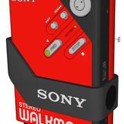 Sony Walkman WM-2 3d model