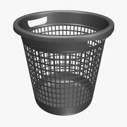 Waste Paper Basket 3d model
