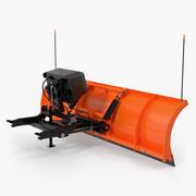 Schneepflug Generic 3d model
