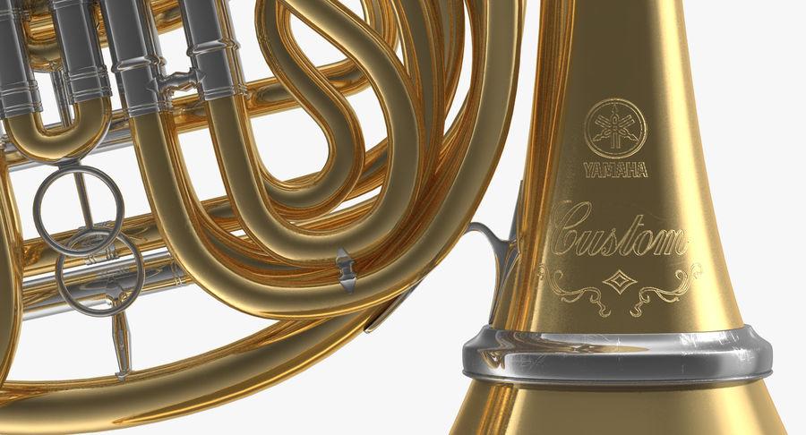 双圆号 royalty-free 3d model - Preview no. 8