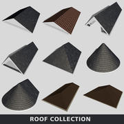 Roof Collection 3d model