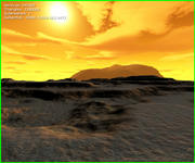 Forge Land 3d model