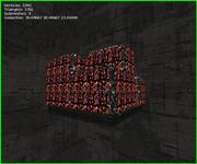 3D科幻建筑 3d model