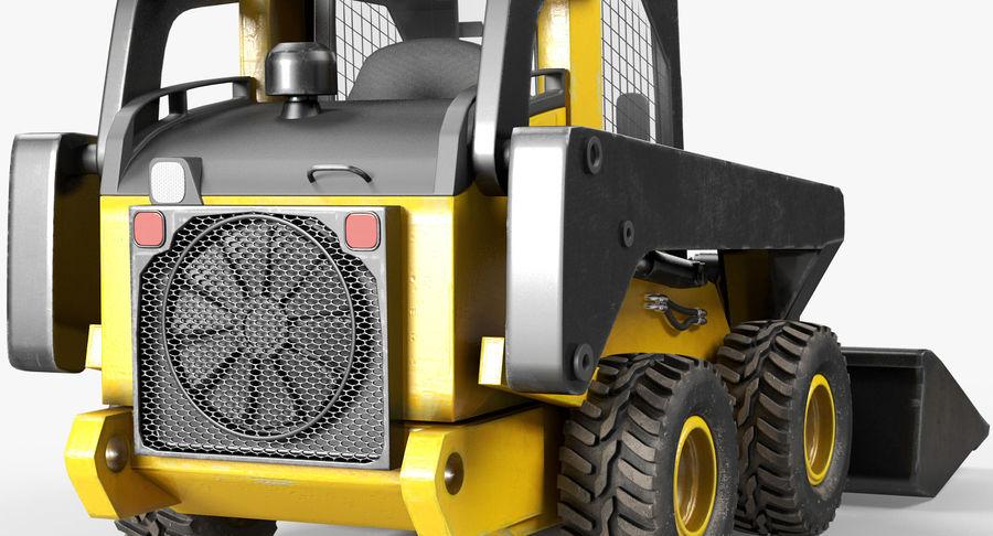 建設機械 royalty-free 3d model - Preview no. 5