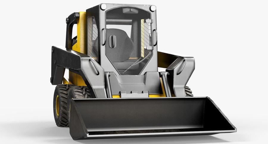 建設機械 royalty-free 3d model - Preview no. 11