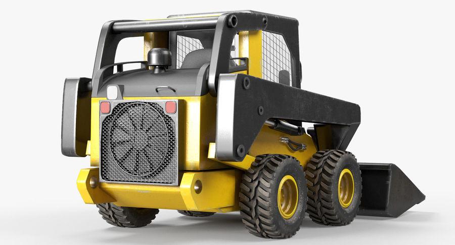 建設機械 royalty-free 3d model - Preview no. 14