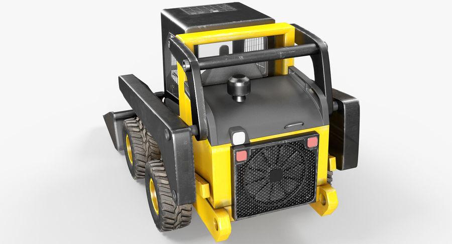 建設機械 royalty-free 3d model - Preview no. 12