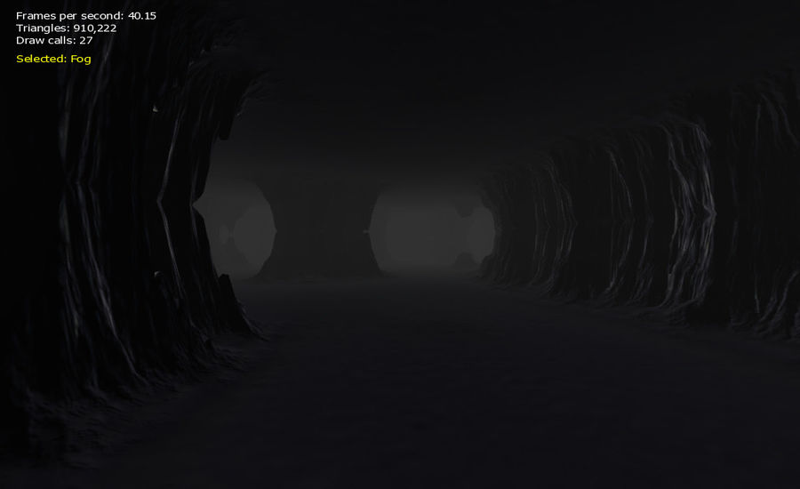 Cave Map royalty-free 3d model - Preview no. 14