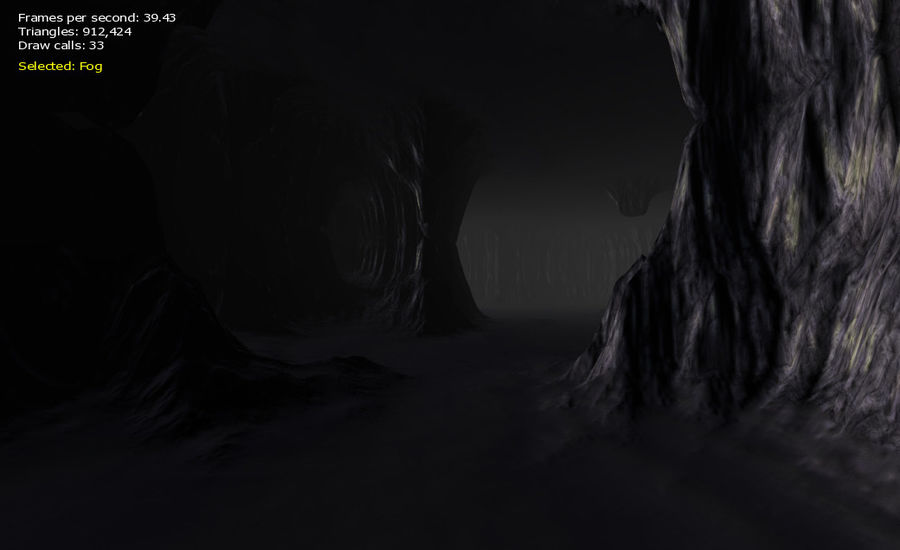 Cave Map royalty-free 3d model - Preview no. 7